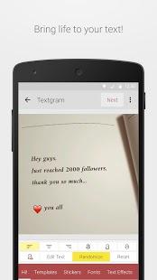 Aplikasi Android Untuk Memberi Tulisan Pada Gambar
