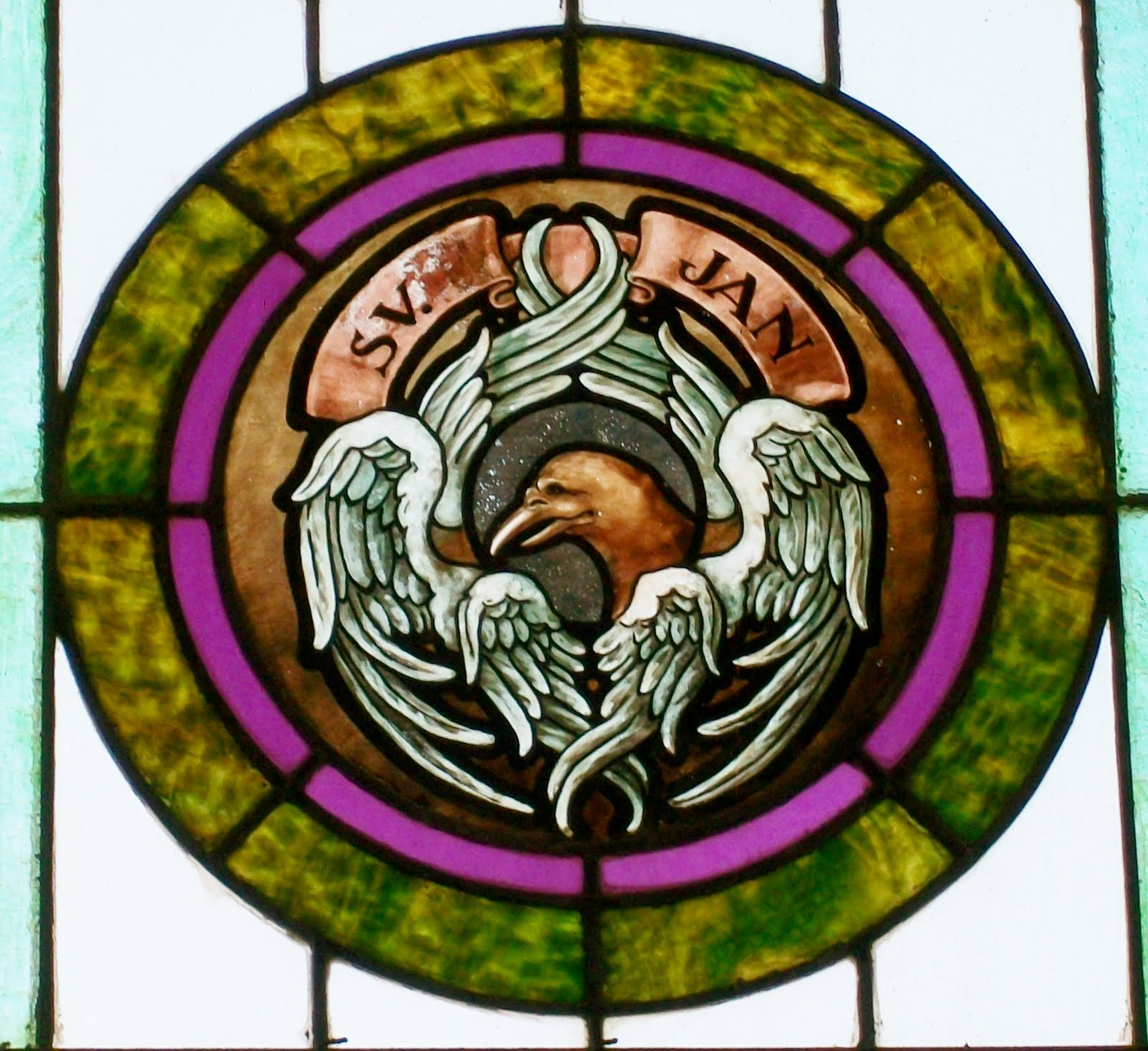 Symbols Of The Gospel Writers Bible Saints