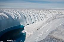Arctic Ice Sheet Melting