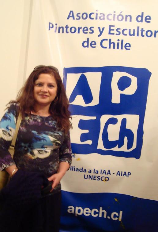 Socia de la APECH