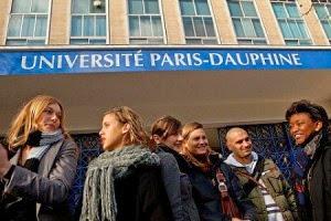 L'université Paris Dauphine honore Mehdi Jomaa