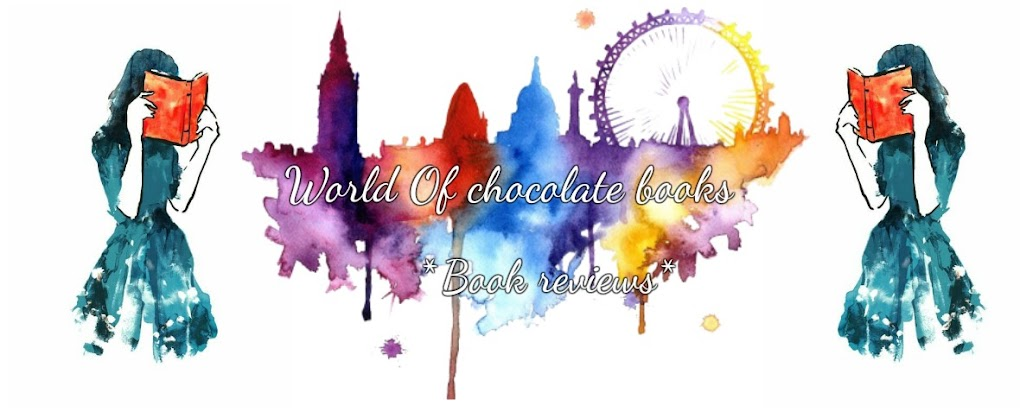 World of chocolate books
