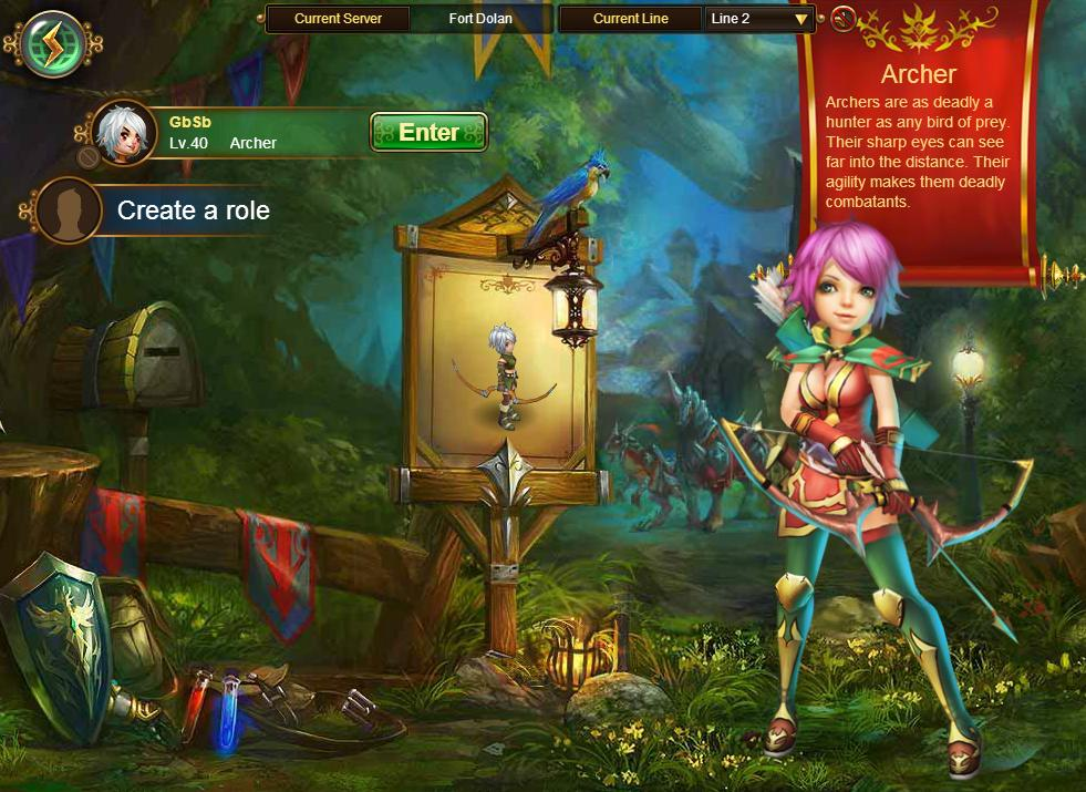 Best mmo rpg games for pc Online games mmorpg for free ...
