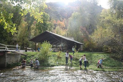 Kelly's Grove Park Hobble Creek Canyon Springville Utah