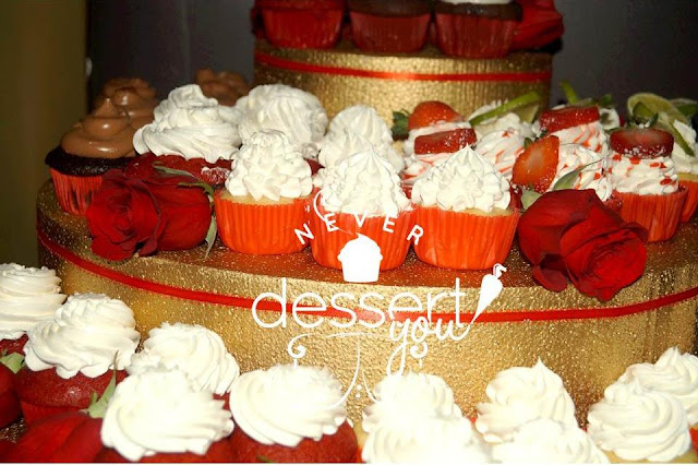 Never Dessert You Birthday Party Event