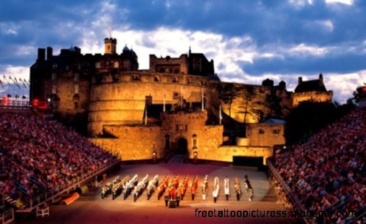 The Royal Edinburgh Military Tattoo  VisitScotland