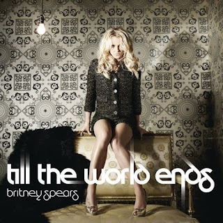 britney, spears, till, the, world, ends, imagem, foto, Single, femme, fatale