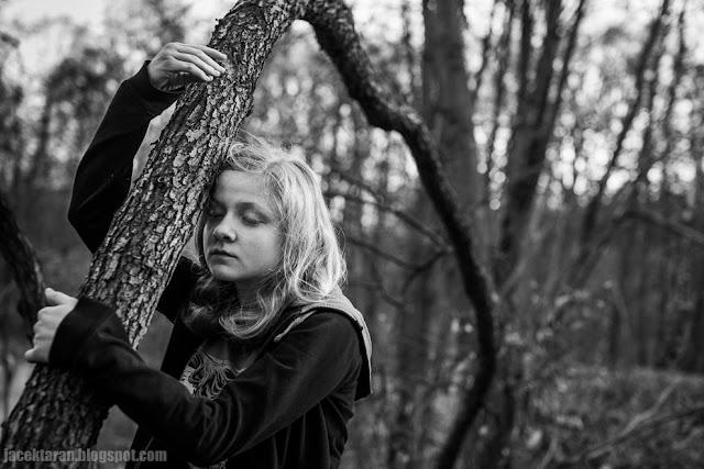 fotografia krakow, jacek taran, fotograf, fotografia dzieci, spacer, jesien