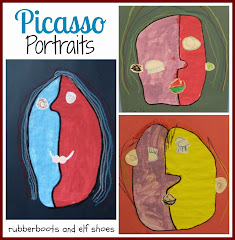 paint like Picasso