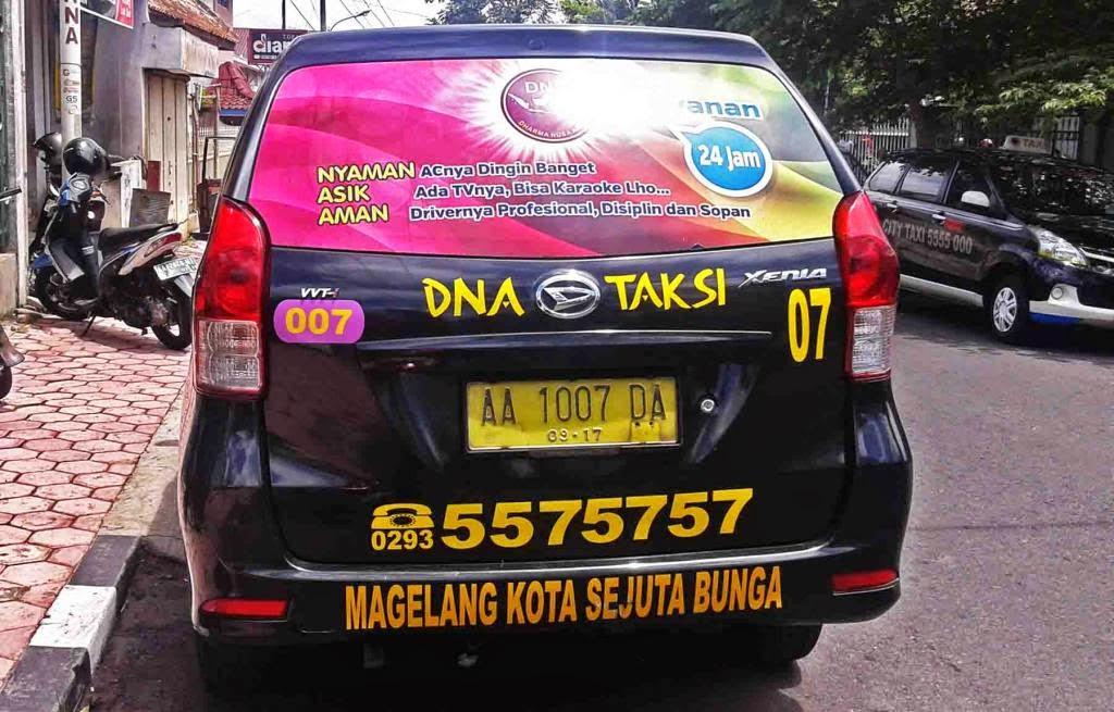 Taxi Magelang