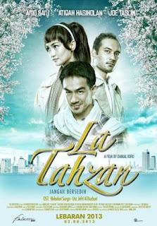 Movie] La Tahzan (2013)