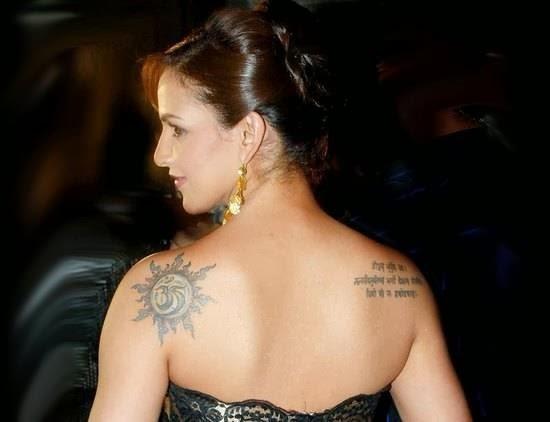 Esha Deol nude Backless photo