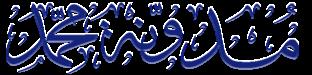 مدونة محمد