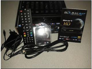 NOVO APARELHO DA MARCA GLOBALSAT ESTÁ NO MERCADO CONFIRA AS FOTOS ABAIXO DO GLOBALSAT GS300 SMART TV. Globalsat+gs300+3