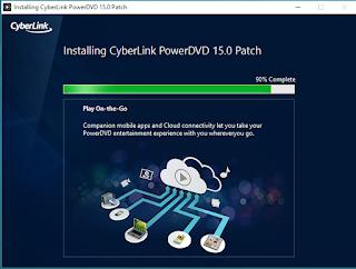 NEW! Cyberlink PowerDVD Corporate BD 15 Full Patch