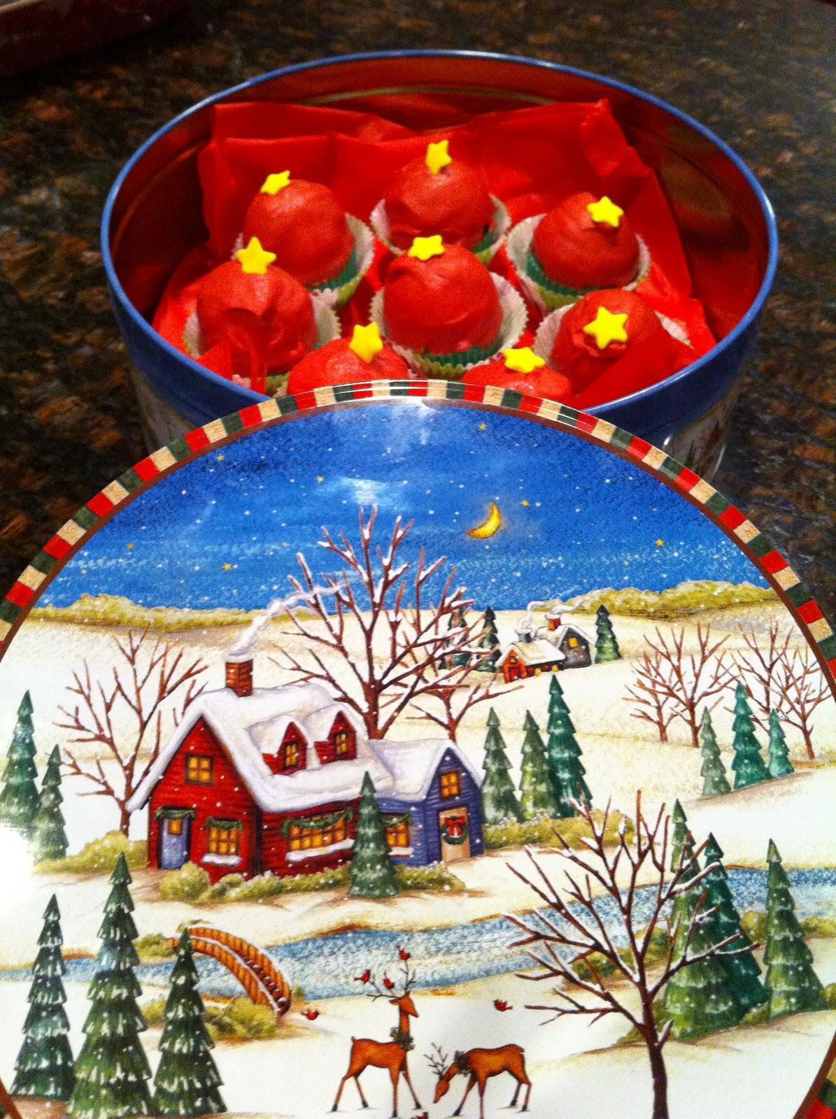 A Christmas Hostess Gift - My Sweet Zepol