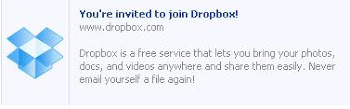 Download Dropbox via this link