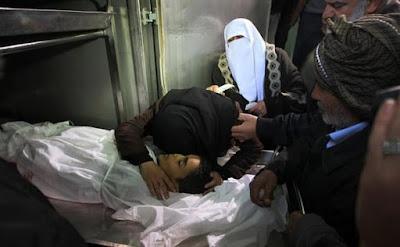 Imagens fortes-atenção- crimes de Israel - foto 10