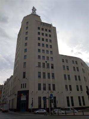 Palacio de Teléfonos (Bucarest)