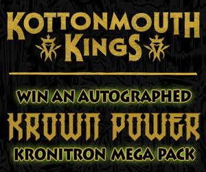 Kottonmouth Kings Syndicated Sweepstakes