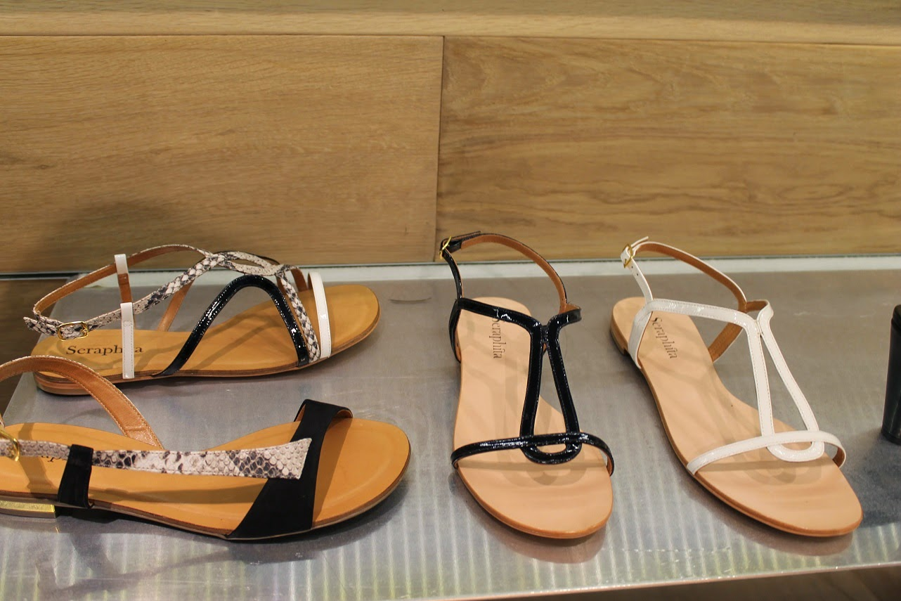 Seraphita, colección Spring Summer 2014, shoes