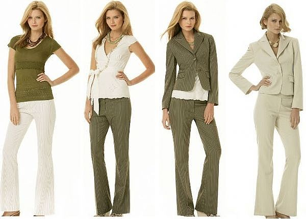 Awesome Business Casual Pants Outfits For Women Business Fashion From More