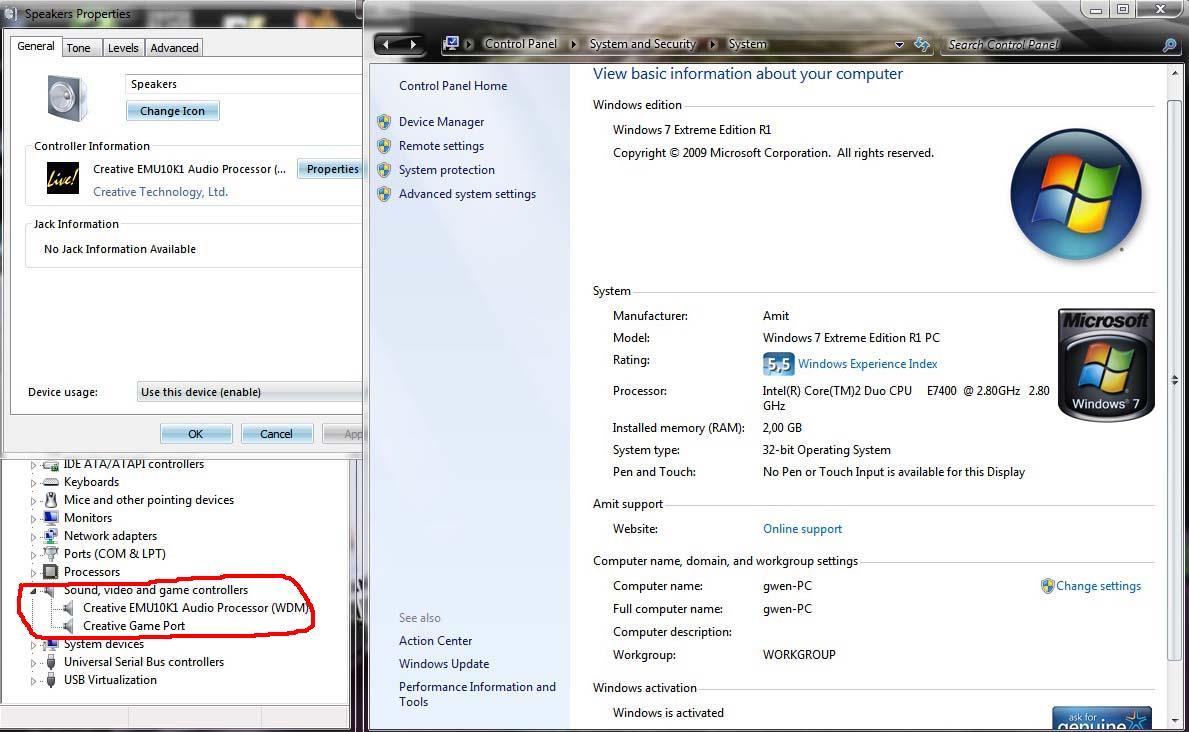 Creative labs ct4780 driver download gratis