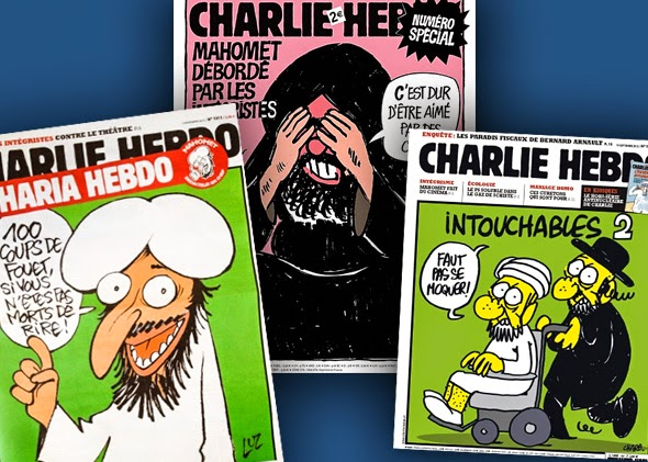 http://www.slate.com/blogs/browbeat/2015/01/07/charlie_hebdo_covers_religious_satire_cartoons_translated_and_explained.html