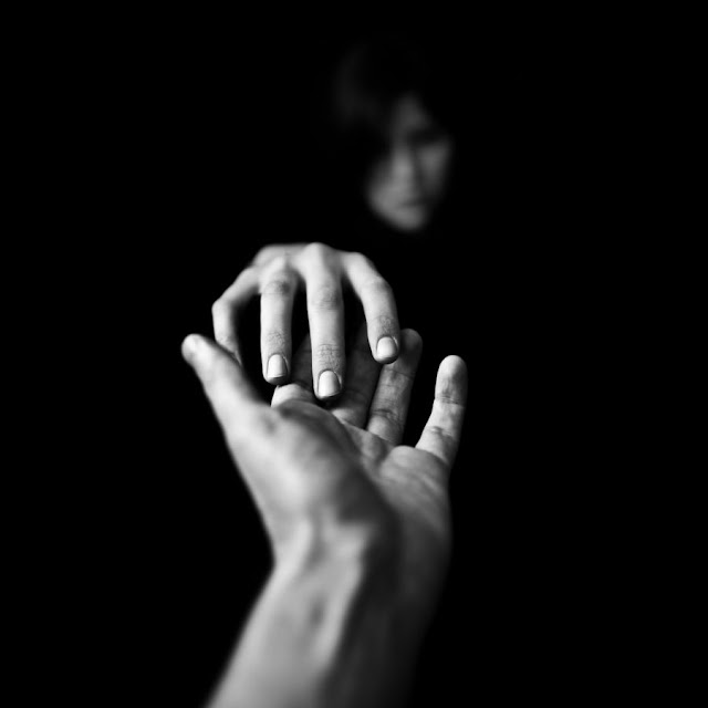Modern Black and White Photography by Benoit Courti