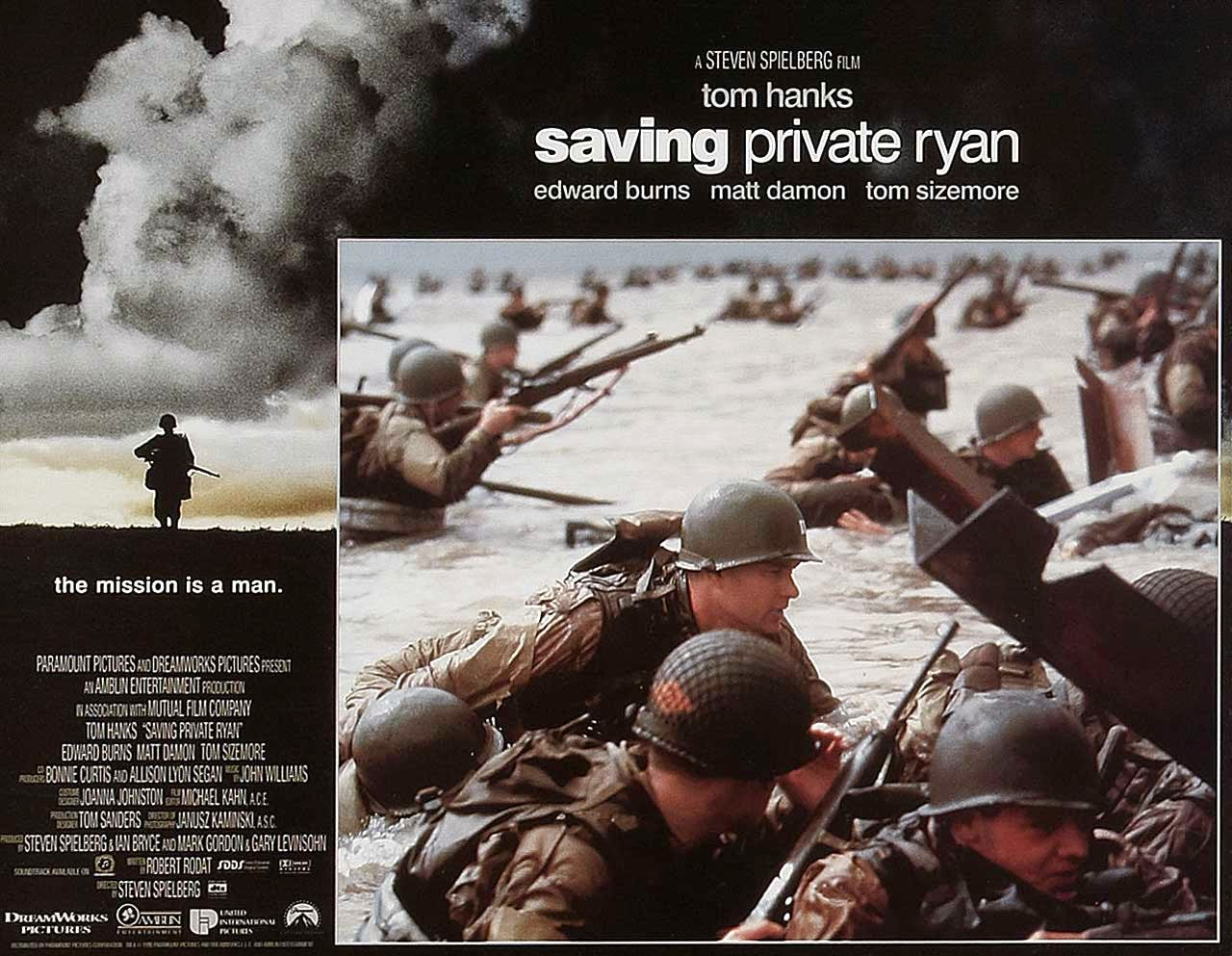 saving private ryan accuracy review Read the empire review of empire essay: saving private ryan find out everything you need to know about the film from the world's biggest movie destination.