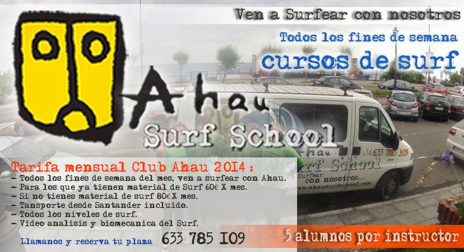 Ahau Surf School