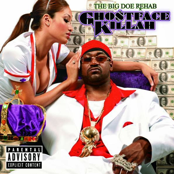 Ghostface Killah - The Big Doe Rehab (Bonus Track Version) Cover