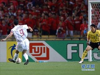 7 Gol Tercepat Di Piala Dunia