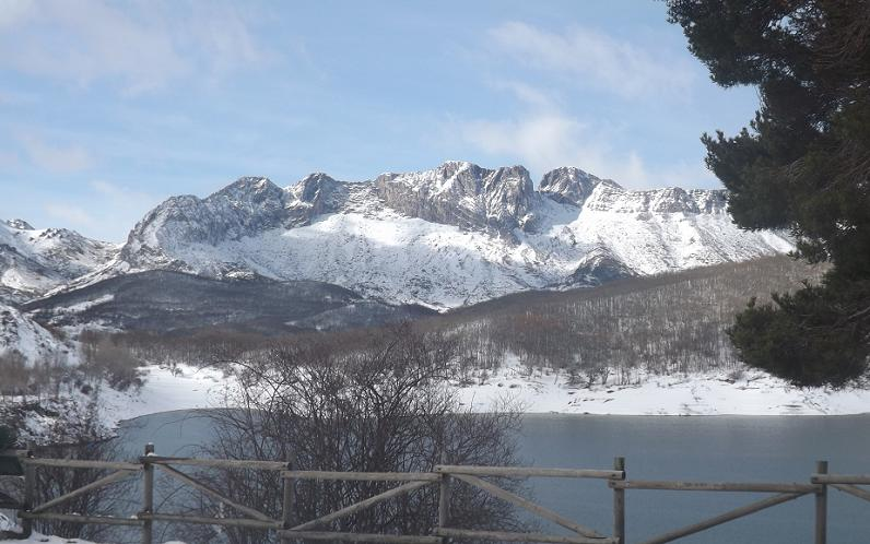 Wild Nature of the Cantabrian Mountains (Spain)