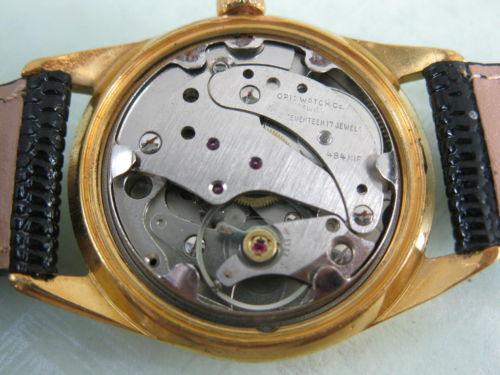 Swiss Gold Watch Price