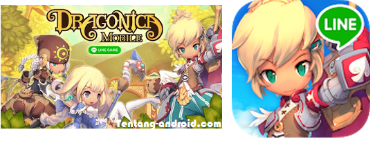 Download LINE DRAGONICA MOBILE V1.1.1 For Android