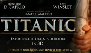 Film Titanic 3D