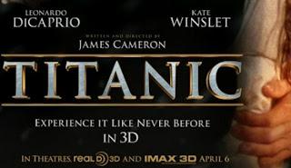 Film Titanic 3D