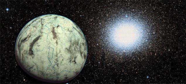 Planeta megaterra descoberto a 13 anos-luz de distância da terra