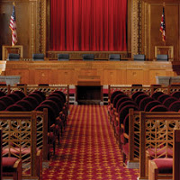 Courtroom of the Supreme Court of Ohio