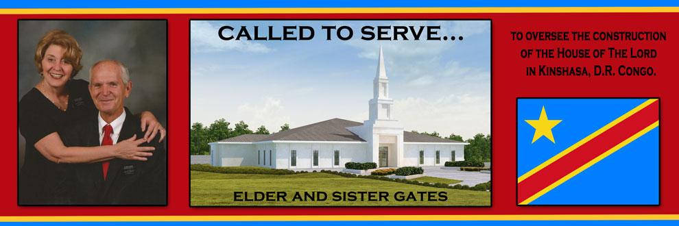 Elder and Sister Gates