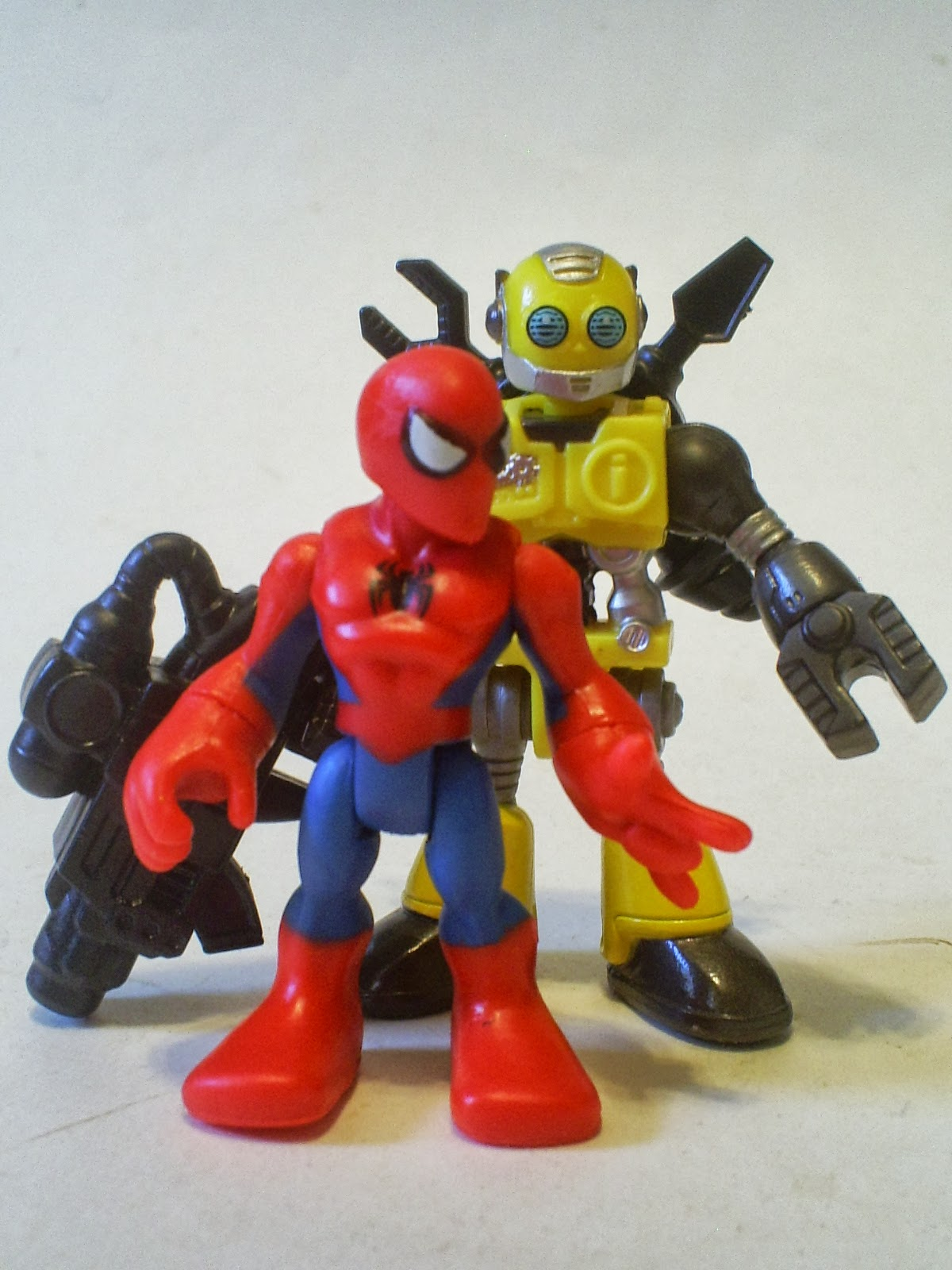 Toys And Adventures : That figures review marvel super hero adventures spider man