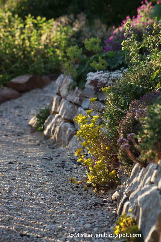 Natursteinmauer|Muschelkalk