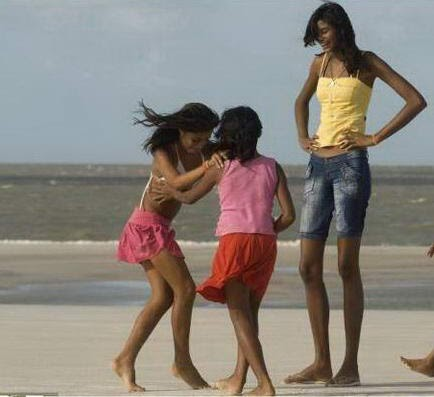 Meet The Tallest Teenage Girl in The World (Photos) | Girl