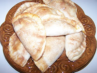 Yummy Apple Empanadas