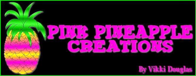 Pink Pineapple Creations
