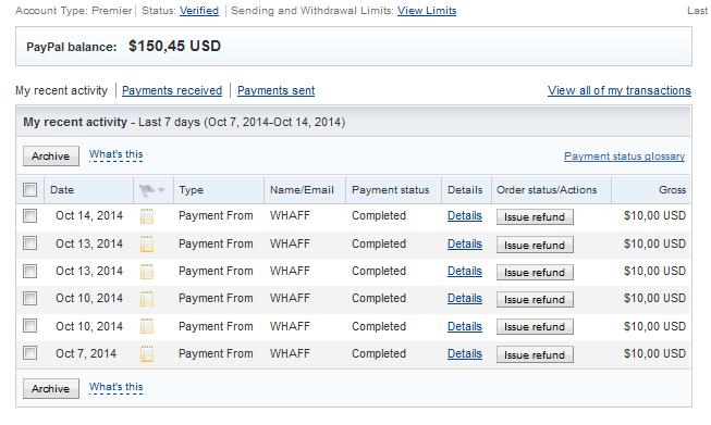 Cara Mengisi Dana Di PayPal Dengan Mudah