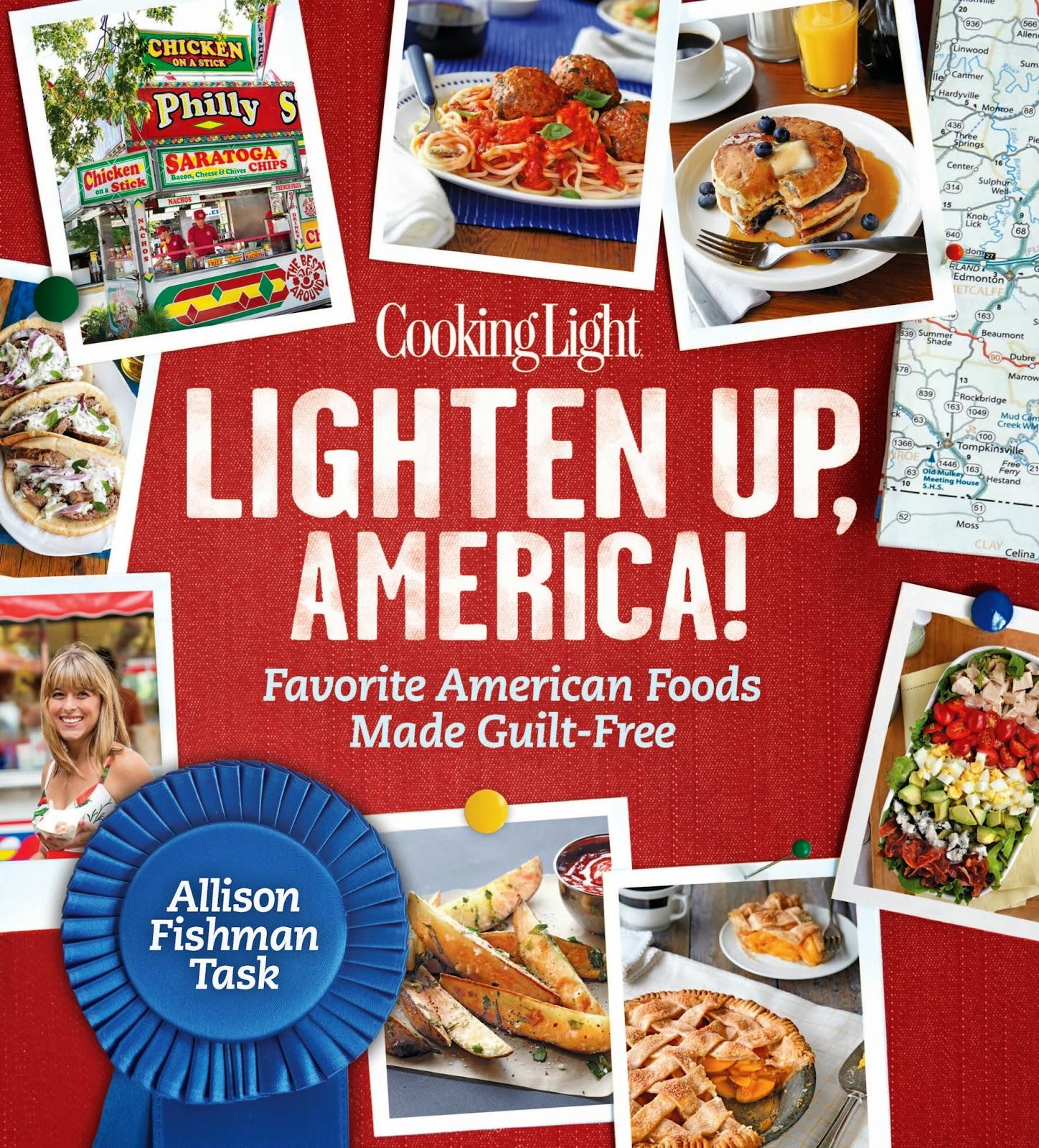 Cooking Lightu0027s Lighten Up, America Interview