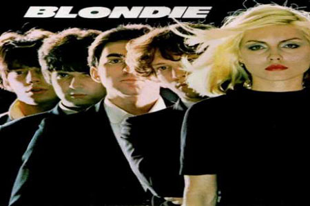 musica punk Blondie