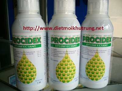 Thuoc khu trung, diet khuan Procidex